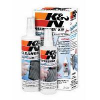 Entretien Filtres Nettoyant 355ml + Desinfectant 204ml habitacle KetN 99-6000