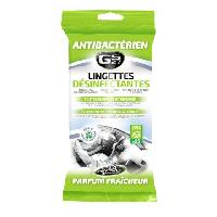 Entretien Interieur Lingettes desinfectantes toutes surfaces interieures - GS27