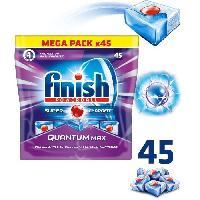 Entretien Lave-vaisselle - Desodorisant Lave-vaisselle A5M Paquet de 45 tablettes pour lave-vaisselle - Powerball Quantum