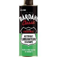 Entretien Moteur BARDAHL Nettoyant carburateurs et soupapes - 500 ml