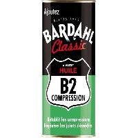 Entretien Moteur BARDAHL Traitement huile B2 - Compression moteur - 400 ml
