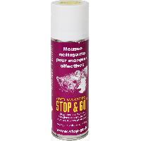 Entretien Moteur Mousse nettoyante pour marques olfactives anti martres STOP GO 300ml