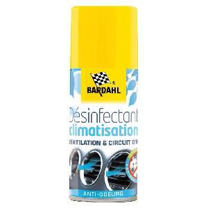 Entretien Moteur Nettoyant Climatisation - Bacteriside circuit technique - 125ml