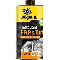 Entretien Moteur Nettoyant FAP et Turbo 1L