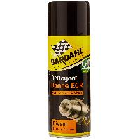 Entretien Moteur Nettoyant vanne EGR BA4328 - 400ml - Diesel. Elimine les depots. Stabilise le ralenti. Bardahl
