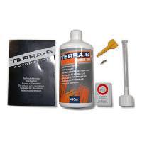 Entretien jantes et roues Gel Auto-Reparant TERRA-S pour pneu - Flacon de recharge