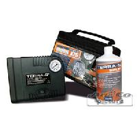 Entretien jantes et roues Systeme de reparation des pneus urgence - Terra-S
