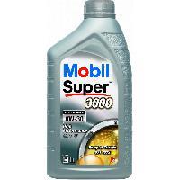 Entretien moteur et traitement essence 10x Huile Super 3000 Formula P 0W30 1l -bidon-