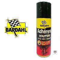 Entretien moteur et traitement essence Adherent courroie - aerosol - 200ml Bardahl