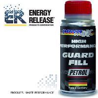 Entretien moteur et traitement essence Guard Fill Essence - Reduit la consommation de carburant - 75ml - Energy Release