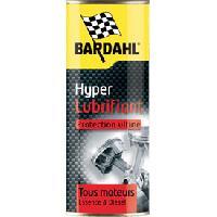 Entretien moteur et traitement essence Hyper Lubrifiant BARDAHL 400 ml