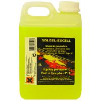 Entretien moteur et traitement essence Liquide refroidissement universel -35 degres - 2L - Solgel - ADNAuto