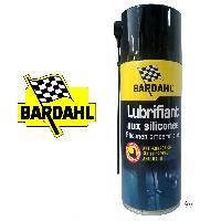 Entretien moteur et traitement essence Lubrifiant silicone - 400ml Bardahl
