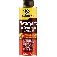 Entretien moteur et traitement essence Nettoyant avant vidange - 300ml - BA1032 - Nettoie le circuit huile Bardahl