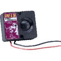 Entretien moteur et traitement essence Repulsif anti martres a ultrasons 12V STOP GO