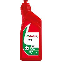 Entretien moteur et traitement essence huile Castrol 2T 1L - ADNAuto
