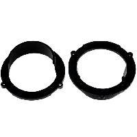 Entretoise Haut-parleur 2 Entretoises Haut-Parleur 130mm - pour Mazda 323 ADNAuto