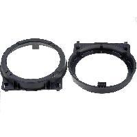 Entretoise Haut-parleur 2 Entretoises Haut-Parleur 130mm compatible avec Honda Civic avant