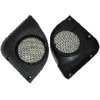 Entretoise Haut-parleur 2 Entretoises Haut-Parleur 165mm compatible avec Fiat Punto 99-07 Avant
