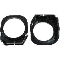 Entretoise Haut-parleur 2 Entretoises Haut-Parleur 165mm compatible avec Mercedes classe C arriere