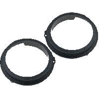 Entretoise Haut-parleur 2 Entretoises Haut-Parleur compatible avec Ford C-Max Focus ap10 D165 AV