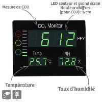 Environnement (qualite De L'air - Deperdition De Chaleur - Mesure Thermique - Hygrometre) ORIUM Mesureur analyseur de CO2 Master - Référence 23620