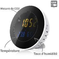 Environnement (qualite De L'air - Deperdition De Chaleur - Mesure Thermique - Hygrometre) ORIUM Mesureur analyseur de CO2 Socus - Référence 23621