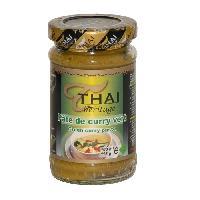 Epice - Herbe Pate de curry vert