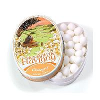 Epicerie 12x Boites 50g fleur d'oranger - bonbon anis