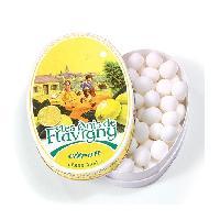 Epicerie Boite 50g citron - bonbon anis x12