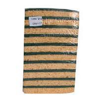 Eponge - Carre Vaisselle - Tampon A Recurer - Brosse Vaisselle 10 Eponges grattantes 85x125mm - ADNAuto