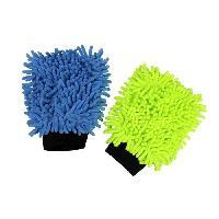 Eponge - Peau De Chamois - Microfibre - Chiffon Gant de lavage - En microfibre