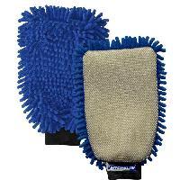 Eponge - Peau De Chamois - Microfibre - Chiffon gant de lavage chenille