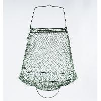 Epuisette - Nasse LINEAEFFE Bourriche metallique sans cou 35x27 cm