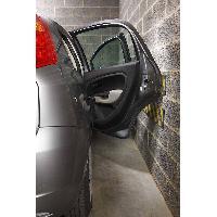 Equipements Garage 2 Mousses de protection parking grand modele