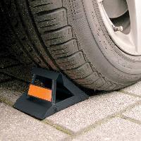 Equipements Garage Cale roue 2 pcs. Generique