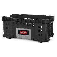 Etabli - Systeme Perfo - Armoire - Mobilier Atelier 229808 Caisse de rangement de chantier