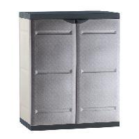 Etabli - Systeme Perfo - Armoire - Mobilier Atelier Armoire basse de rangement en resine