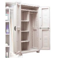 Etabli - Systeme Perfo - Armoire - Mobilier Atelier Armoire de rangement haute XXXL en resine - 90x45x184cm
