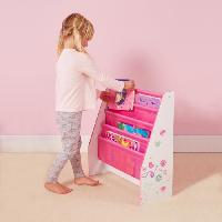 Etagere - Bibliotheque Bibliotheque Enfant Rose Fille HelloHome - Worlds Apart