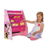 Etagere - Bibliotheque MINNIE MOUSE Bibliotheque Enfant