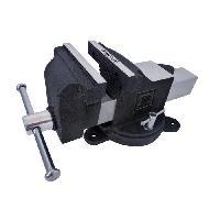 Etau - Serre-joint - Sauterelle PEUGEOT Etau d'etabli EBT-200 200mm