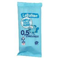 Ethylotests 40x Ballon ethylotest 0.5g - ADNAuto