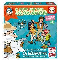 Etude Histoire - Geographie - Archeologie EDUCA Mini Jeu Il était une fois...Les Explorateurs