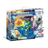 Experience Scientifique - Experience Physique-chimie CLEMENTONI Science & Jeu - Laboratoire d'Astronomie - Jeu scientifique
