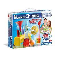 Experience Scientifique - Physique-chimie CLEMENTONI Science & Jeu - Ma premiere chimie - Jeu scientifique