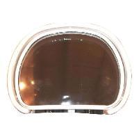 Extension De Retroviseur Caravane MILENCO Miroir Anti Angle Mort Spot - Blanc Froli