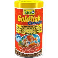 Extrude - En Granule Goldfish Granules 500 ml poissons rouges - Tetra