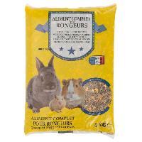 Extrude - En Granule Melange de graines complet - Pour rongeur - 4kg - Generique