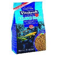 Extrude - En Granule Pond food balance sticks sachet fraicheur - Pour poissons - 1 L